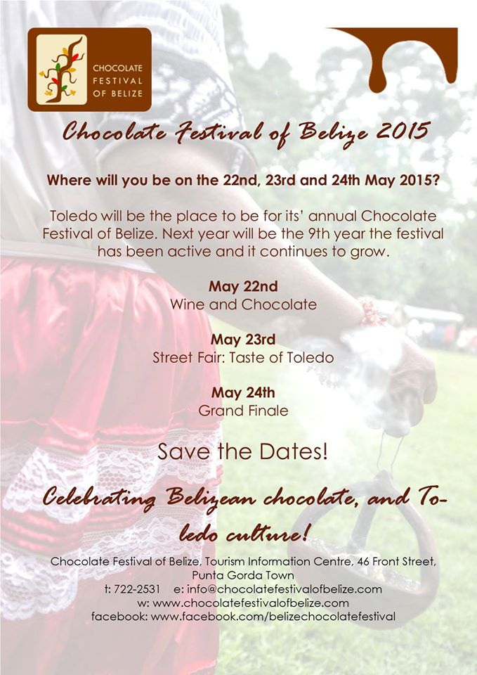 chocolate festival belize